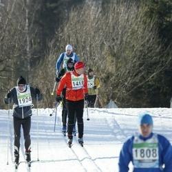 43. Tartu Maraton - Ago Võhmar (1418), Kaimar Karm (1924)