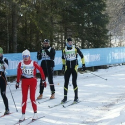 43. Tartu Maraton - Annela Orav (3508), Anna Metsger (3812)