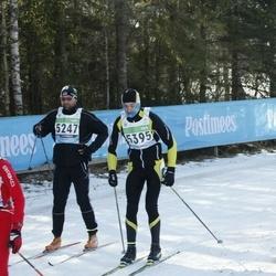 43. Tartu Maraton - Anna Metsger (3812), Kristo Sepp (5247), Margus Tolm (5395)