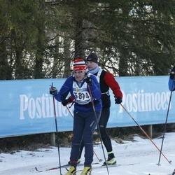 43. Tartu Maraton - Ago Bachmann (2210), Lars Häggblom (3894)