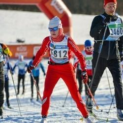 43. Tartu Maraton - Taivo Täht (2460), Anna Metsger (3812)