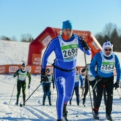 43. Tartu Maraton - Aare Veemees (2696)