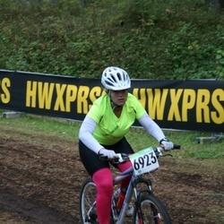 SEB 14. Tartu Rattamaraton - Annika Varis (6923)