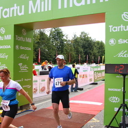 A. Le Coq Tartu Igamehetriatlon - Annika Aas (401), Madis Maripuu (479)