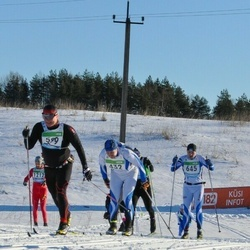 43. Tartu Maraton - Stefan Sundell (599), Alar Alumaa (645)
