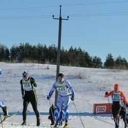 43. Tartu Maraton - Innar Sepp (458), Alar Alumaa (645)