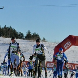 43. Tartu Maraton - Juhan Muru (464), Andre Pukk (703)