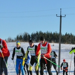 43. Tartu Maraton - Inge Kool (1437), Janne Lahtonen (1654), David Danielsson (2023)