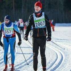 43. Tartu Maraton - Lauri Arus (2007), Alexander Skobelev (3571)