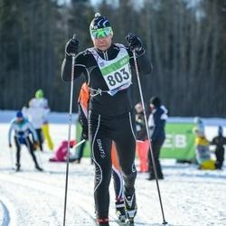 43. Tartu Maraton - Aare Viitkin (8036)