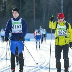 43. Tartu Maraton - Bernd Geissler (4626), Aldo Mõistus (8151)