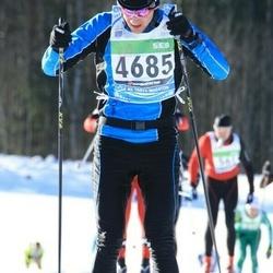 43. Tartu Maraton - Agris Krievans (4685)