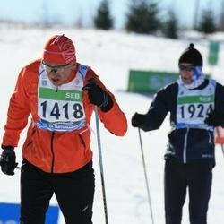 43. Tartu Maraton - Ago Võhmar (1418)
