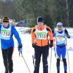 43. Tartu Maraton - Egert Ärmann (1758), Bruno Münter (2355)