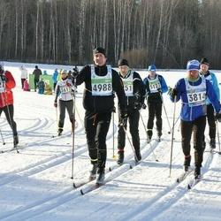 43. Tartu Maraton - Aare Paulov (3814), Knut Albert Jenssen (4127), Tõnis Kuuskmann (4988)