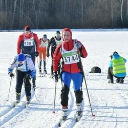 43. Tartu Maraton - Annika Altoja (3744)