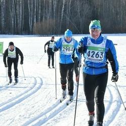 43. Tartu Maraton - Ado Pihl (2984), Rahel Kallau (4263)