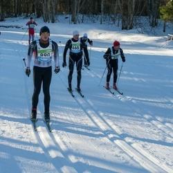 43. Tartu Maraton - Aare Kuuseoks (460), Allan Aim (990)