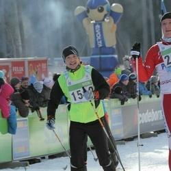 43. Tartu Maraton - Tauno Sau (1519), Aare Sepp (2089)