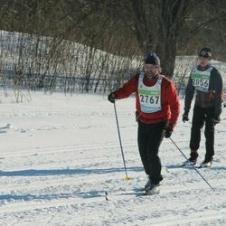 43. Tartu Maraton - Aarno Kauhanen (2056), Ivar Hütt (2767)