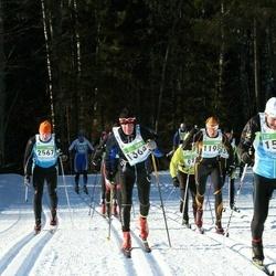 43. Tartu Maraton - Andrei Selivanov (1198), Nikolai Taivere (1364), Tom Liljestrand (1514), Alexander Kozlov (2567)