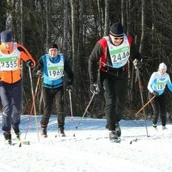 43. Tartu Maraton - Bruno Münter (2355), Leho Mälgi (2446)