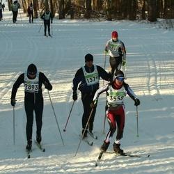 43. Tartu Maraton - Kaspar Hanni (2893), Annika Lundstrom-Nygard (3558)