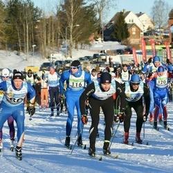 43. Tartu Maraton - Bert Tippi (116), Alexandr Smolyakov (120), Tiit Orlovski (137)