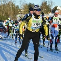 43. Tartu Maraton - Alar Just (223), Artis Locmelis (239)