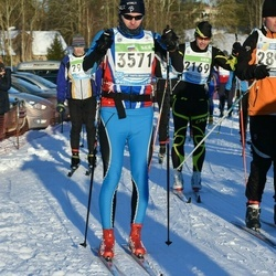 43. Tartu Maraton - Tõnis Elling (2895), Alexander Skobelev (3571)