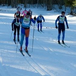 43. Tartu Maraton - Rando Allilender (745), Eero Saari (989)