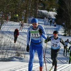 43. Tartu Maraton - Jan Alden (25), Priit Rooden (121)
