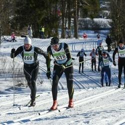 43. Tartu Maraton - Aare Kuuseoks (460), Uvis Soika (878)