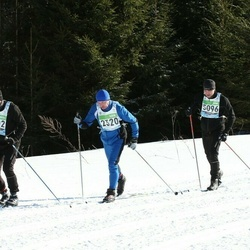 43. Tartu Maraton - Vello Oras (2320), Andres Teder (4002), Andre Ilumäe (5096)