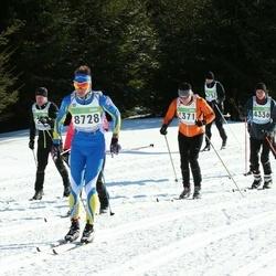 43. Tartu Maraton - Andre Karja (4336), Jüri Uha (8728)