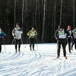 43. Tartu Maraton - Ragnar Viilu (4365), Arne Nõmmik (9272)