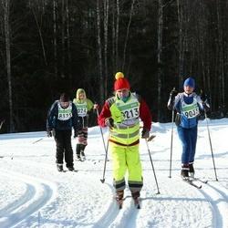 43. Tartu Maraton - Reio Vill (9035), Aare Allaje (9213)