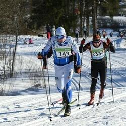 43. Tartu Maraton - Arno Bachaus (749), Mihkel Truup (2334)