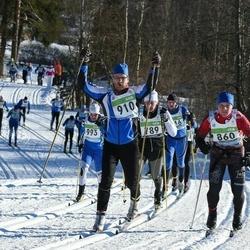 43. Tartu Maraton - Peeter Schmidt (860), Arno Pärna (910)
