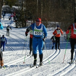 43. Tartu Maraton - Alexander Bukhmarov (655), David Danielsson (2023)