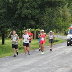 III Mulgi maraton - Maichl Suur (16), Benno-Einar Viirandi (20), Viktor Pähklamäe (29), Kaido Pantalon (33)
