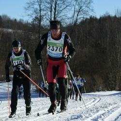 43. Tartu Maraton - Tarvi Kliimask (1107), Ander Raud (2370)