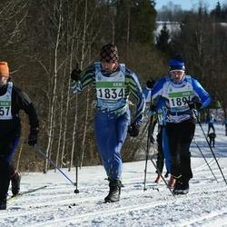 43. Tartu Maraton - Aimar Liiver (1834), Kuido Karner (1891), Martin Pärn (1957)