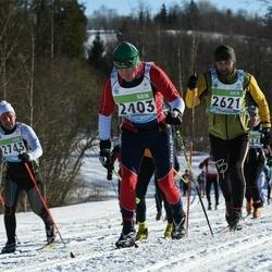 43. Tartu Maraton - Jorn Christensen Holm (2403), Björn Puna (2621)
