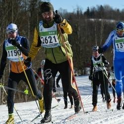 43. Tartu Maraton - Lauri Lemmik (1150), Priit Põlluste (1371), Björn Puna (2621)