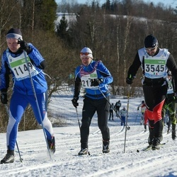 43. Tartu Maraton - Markko Abel (1149), Renato Degiampietro (3545)