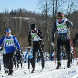 43. Tartu Maraton - Oliver Tamm (1972), Arno Anton (2197), Radim Kotlaba (2401), Ülar Vihul (2799)