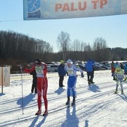 43. Tartu Maraton - Cato Ryste (250), Vadim Maslov (581), Teet Jagomägi (5468)