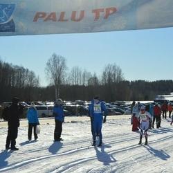 43. Tartu Maraton - Bert Tippi (116), Sulo Mannine (279)
