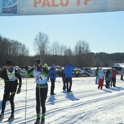 43. Tartu Maraton - Kaupo Tammemäe (21), Christophe Chaix (244)